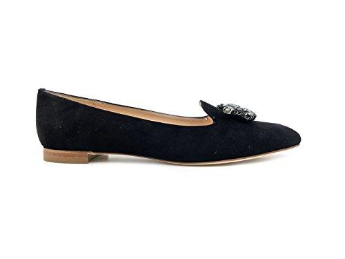 Black 4234 Donna MainApps RUSCONI Elegante Ballerina Nera FABIO Fgwfq8