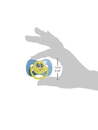 Nickelodeon Spongebob Squarepants Pacifier