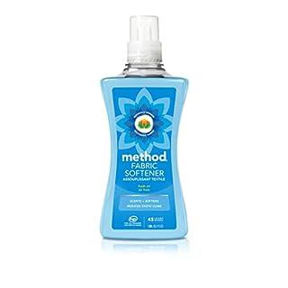 Method Fabric Softener, Fresh Air, 53.5 Ounces, 45 Loads