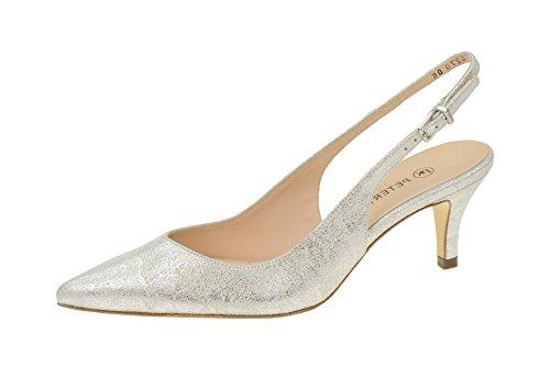 Peter Kaiser61503/615 - Zapatos con correa de tobillo Mujer Blanco - blanco