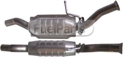 Fuel Parts AS20031 Catalytic Converter Fuel Parts UK