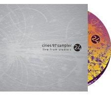 CITIES 97 SAMPLER CD VOLUME 24