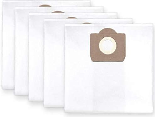 5x bolsas para aspirador tejido MAKITA VC 3011, 2512, 2510, 3210, 3211, 2211, 2510: Amazon.es: Hogar