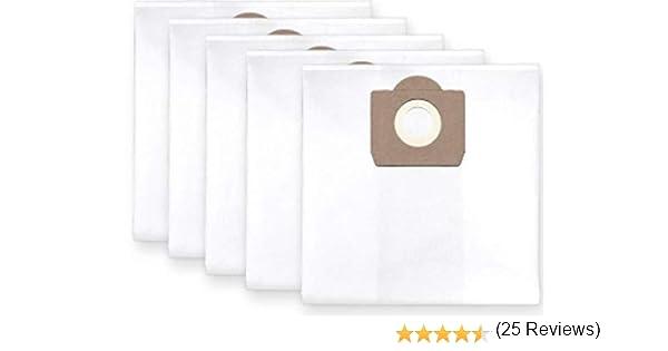 5x bolsas para aspirador tejido STIHL SE 61 (E), SE 62: Amazon.es ...
