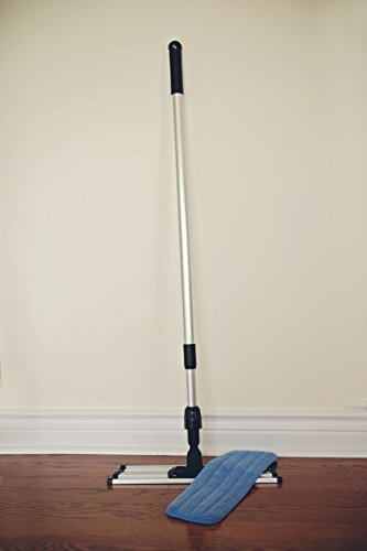 Commercial Grade Microfiber Floor Dust Mop With A Washable