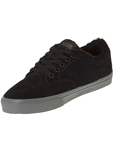 Zapatos Vans Winston - Sherpa Lined Mountain Edition-negro-gris