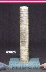 North American Pet Products Sisal Cat Post, 32-Inch, My Pet Supplies