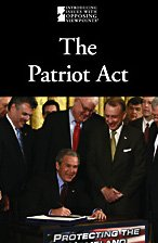 Download The Patriot Act (Introducing Issues With Opposing Viewpoints) PDF