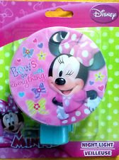 Disney Minnie Mouse Daisy Duck Night Light (Various - Outlet Tampa Store
