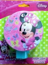 Disney Minnie Mouse Daisy Duck Night Light (Various Styles)