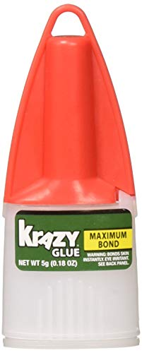 (Elmer's KG48348 Krazy Glue Advanced Formula (3-pack))