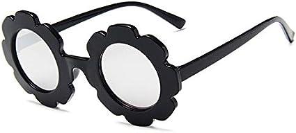 ADJU Kinder-Sonnenbrille Blumenf/örmige Brille S/ü/ße runde Sonnenbrille Sonnenschutz UV400 Sommer-Outdoor-Brille f/ür M/ädchen und Jungen