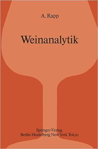 Book Weinanalytik (German Edition)