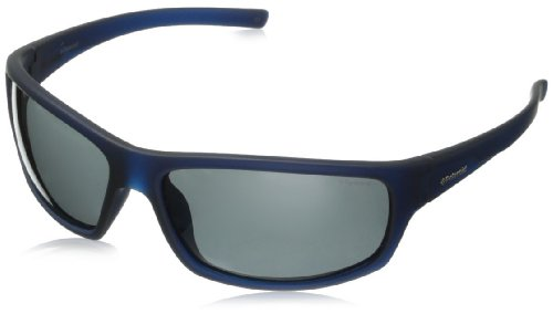 Polaroid P8411S Polarized Rectangular Sunglasses