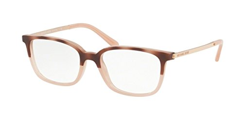 Michael Kors MK 4047 3277 Bly Pink Tort Milky Pink Eyeglasses 51mm