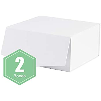 Amazon.com: PACKHOME Cajas de Regalo Rectangular 9.5x7x4 ...
