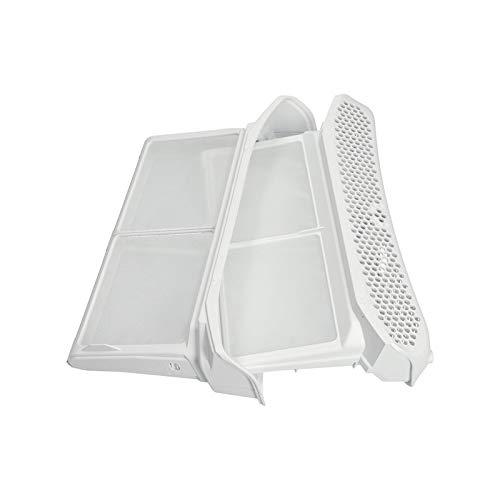 🥇 Filtro de pelusa Filtro de bolsa Filtro de tamiz Secador de ropa para Bosch Siemens Balay Constructa Neff 00656033 656033