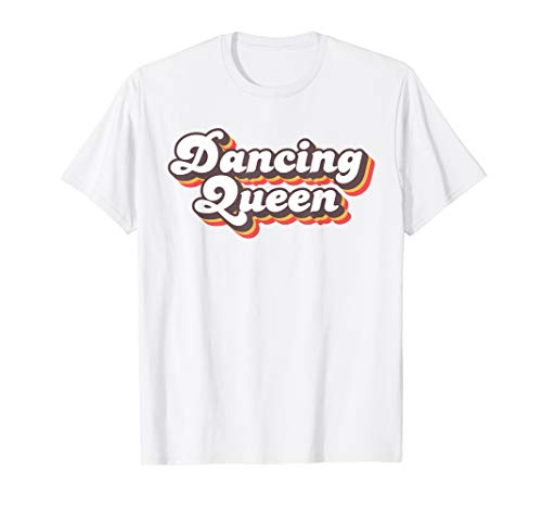 Dancing Queen tshirt | 1970s t shirt | 70s Graphic Tees
