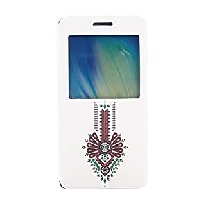 SHOUJIKE Fashion Design Pattern PU Leather Case with Stand for Samsung Galaxy A5