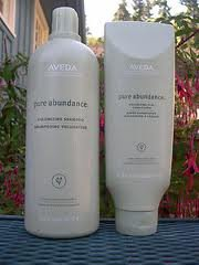 Aveda Pure Abundance Volumizing Shampoo 33.8oz & Clay Conditioner 16.9DUO set