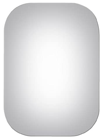1974-1993 DODGE TRUCK RAMCHARGER Flat, Driver or Passenger Side Replacement Mirror Glass - Dodge Ramcharger Truck