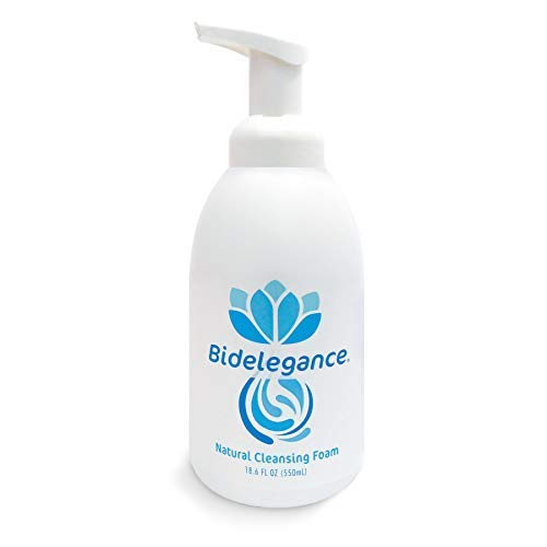 Bidelegance Natural Cleansing Foam 550 ml by Bidelegance