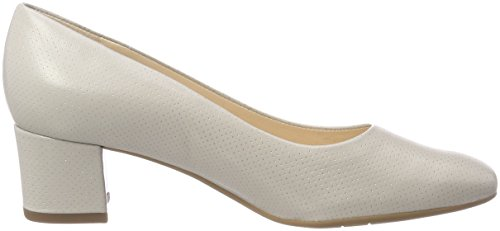 Peter Kaiser Ladies Ghana Pumps Grigio (spilla)