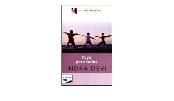 YOGA PARA TODOS (B) (Spanish Edition): Not Specified ...