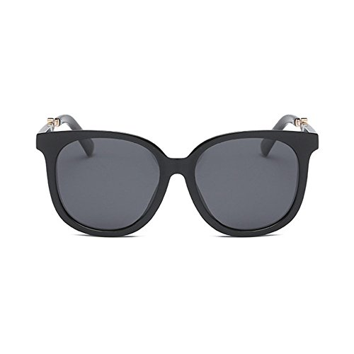 Aoligei Mode rétro des yeux trop tendance de personnalité couleur lunettes de soleil lunettes lunettes de soleil MHBLt