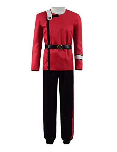 - CosDaddy Khan Starfleet Costume Uniform (XXL-Man)