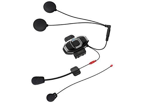 Einzelset Sena SF4-01 Sistema di Comunicazione Bluetooth per Moto Nero