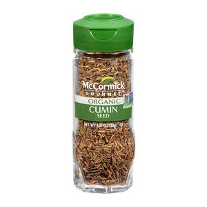 McCormick Organic Cumin Seed 1.37 oz (Pack of 3)