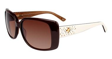 BEBE Sunglasses BB7084 236 Topaz - Bebe Sunglasses