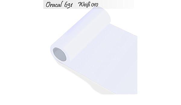 Oracal 631 - Orafol Matt - protector de pantalla de trazado - protector de pantalla para armarios de cocina y de la decoración de papel de 25 M (metro) de rollo -