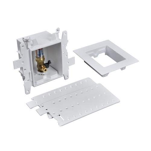 Pack of 12 pcs F1807 PEX Brass Moda System for Ice Maker Oatey 37705 1-Valve