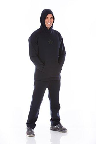 Kutting Weight (cutting weight Neoprene Weight Loss Hoodie (Sauna Suit Hoodie, (Hoody Suit)