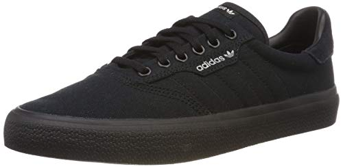 adidas Unisex-Erwachsene 3mc Vulc B22713 Skateboardschuhe, schwarz, 6uk