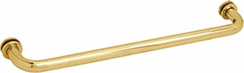 CRL Brass Finish Single-Sided Regular Style 24