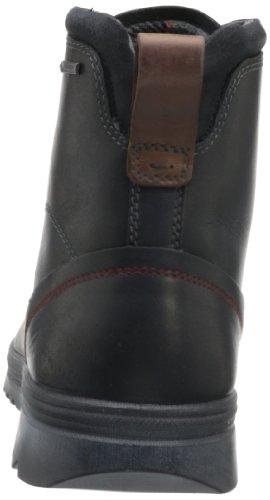 ECCO Mens Darren Plain-Toe Boot Black V2BaztA3