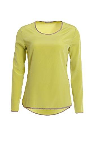 TUZZI - Camisas - Cuello redondo - Manga Larga - para mujer lima