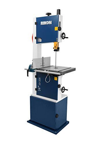 RIKON Power Tools 10-326 14'' Deluxe Bandsaw by RIKON Power Tools