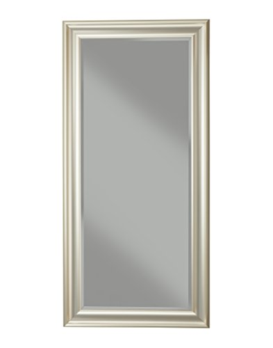 Sandberg Furniture, Full Length Leaner Mirror, Brushed Bronze by Sandberg Furniture
