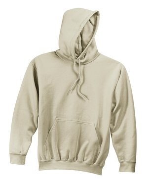 Amazon.com: Gildan Unisex Cotton/Poly Hoody Hoodie Hooded Fleece ...