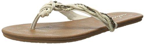 Flop Sandal Women's Party Flip Crème Beach Volcom Cw1zqXq