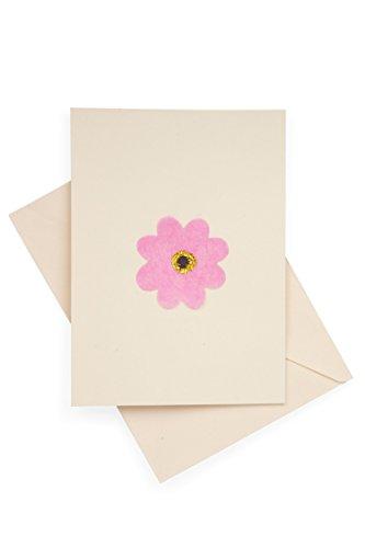 'Pop-Up Flower Greeting Card'