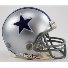 Dallas Cowboys 1964 to 1966 - NFL MINI Helmet by Gridiron Football Helmets