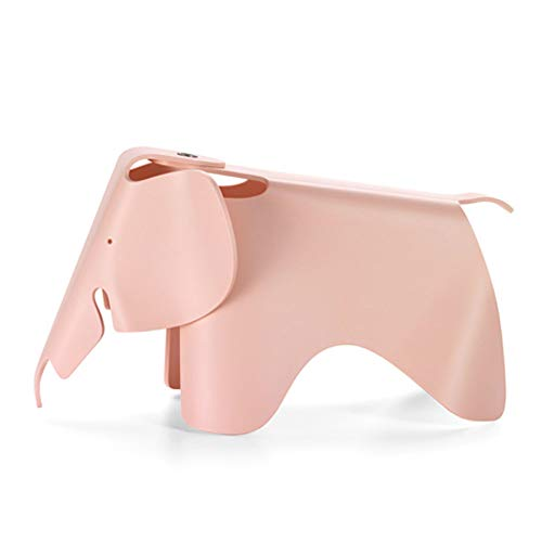(Eames® Elephant by Vitra, Color = Pale)