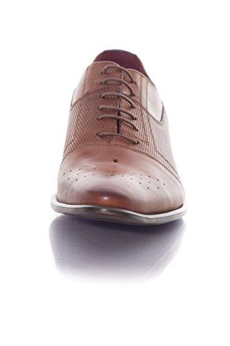 Chaussures Redskins Chaussures à lacets Piloni marron marine