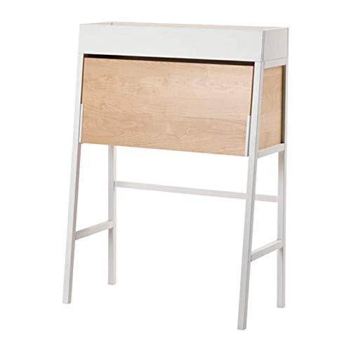 - IKEA PS 2014 Secretary White Birch Veneer 802.607.01 Size 35 3/8x50