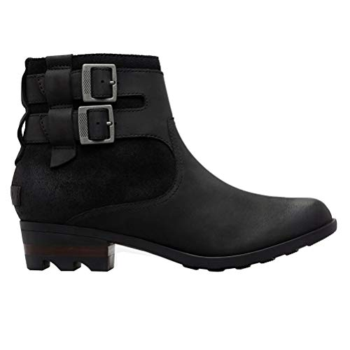 Lolla¿ Womens Bootie SOREL Kettle Black 5XW5ZB